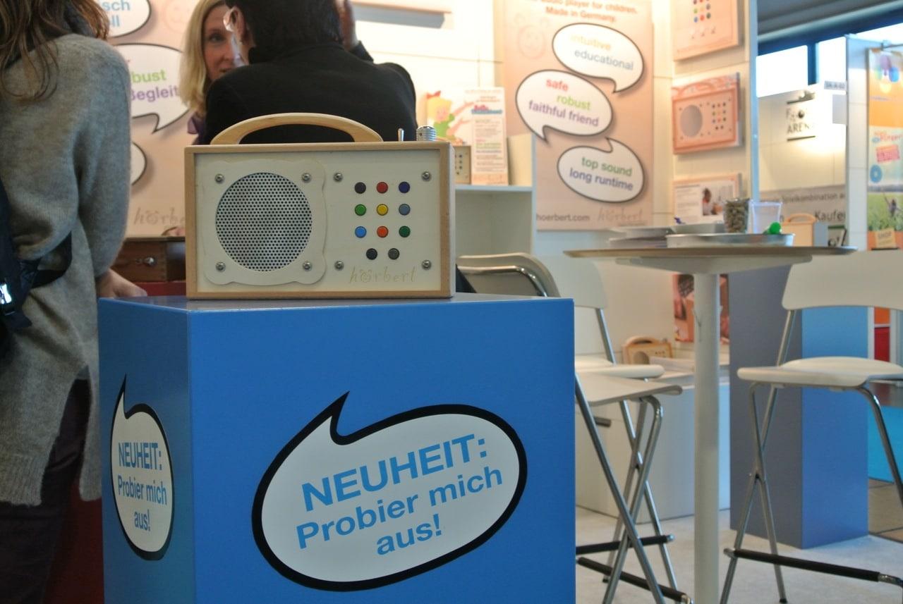 Spielwarenmesse 2016: Der doppelte Hörbert