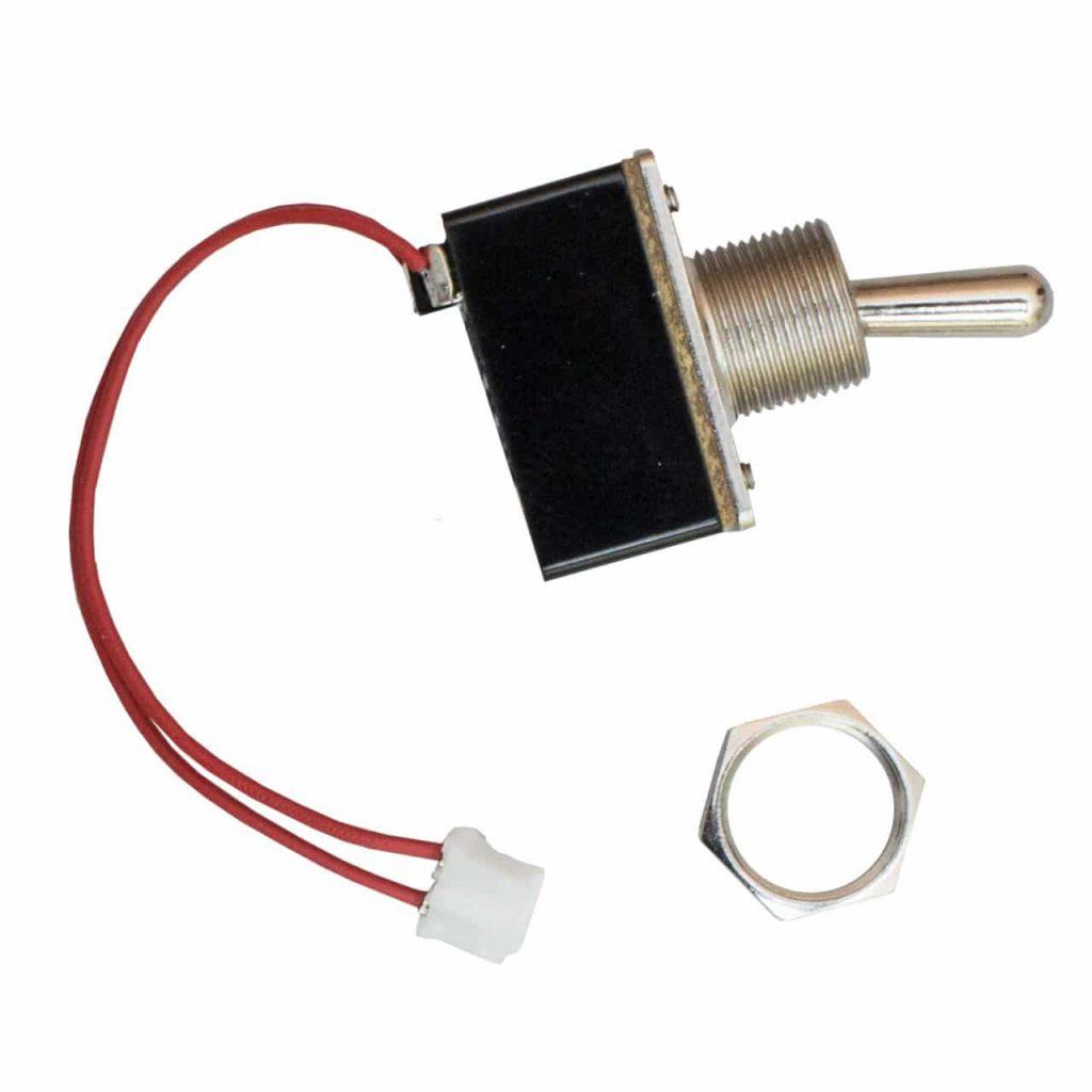 Ein Schalter für den eigenen Audio Player im bequemen Bausatz