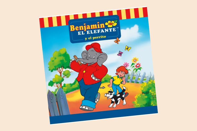 Spanischer Benjamin Blümchen