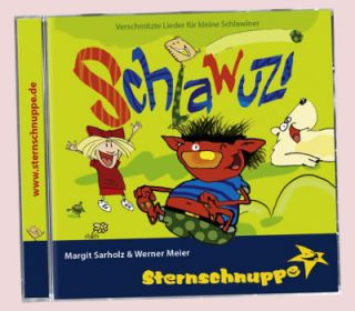 Schlawuzi CD Cover