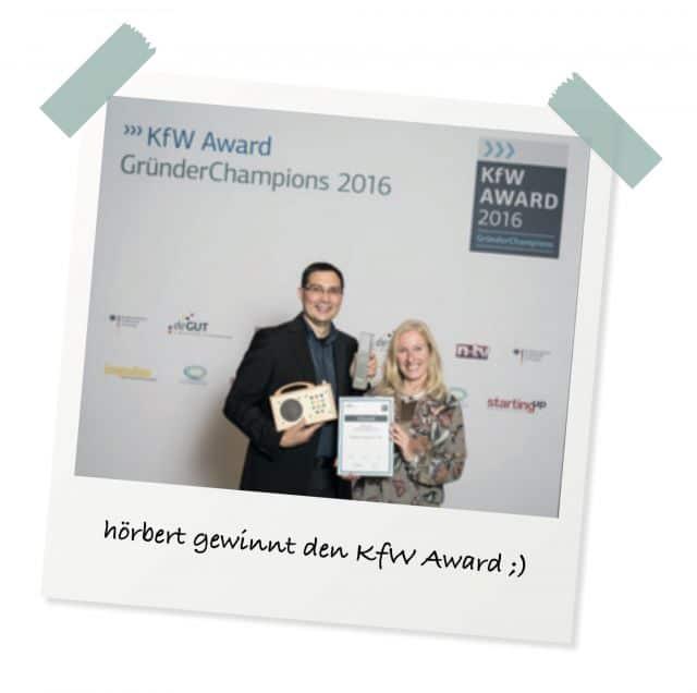 KFW-Award 2016