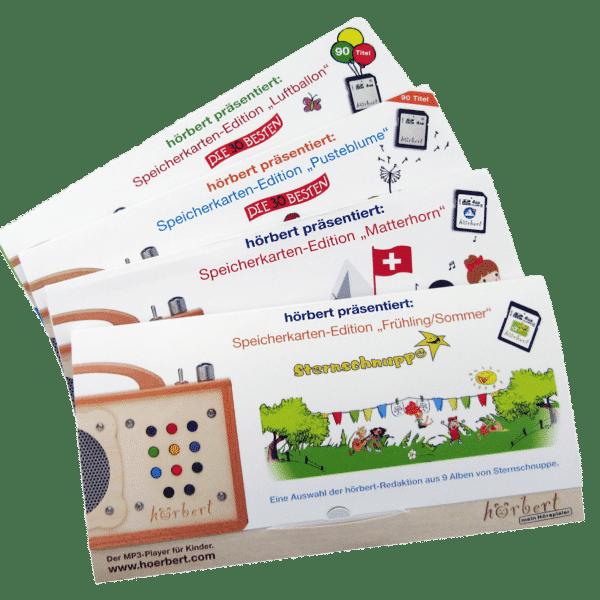 Memory card folders Sternschnuppe 30 Besten