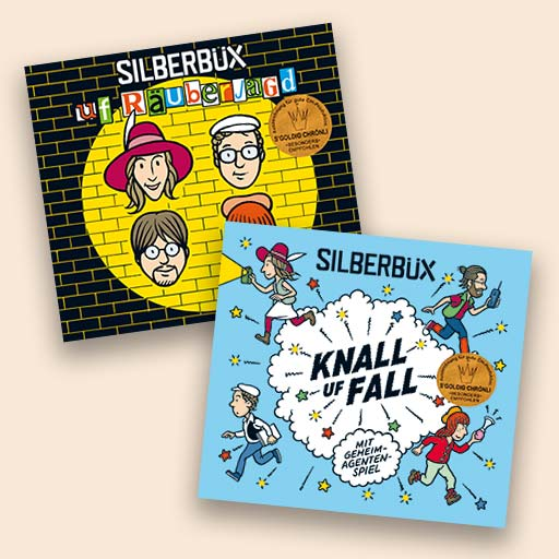 Silberbüx CD Cover