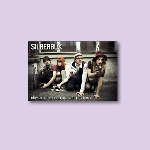Silberbüx Hörspiel Titelbild