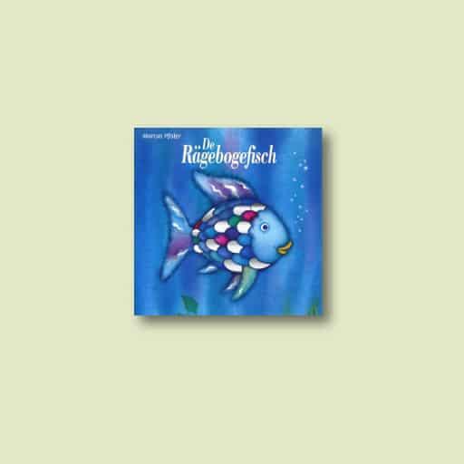 De Rägebogefisch CD Cover