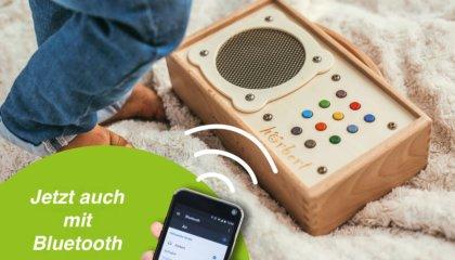 Maintenant également disponible avec Bluetooth