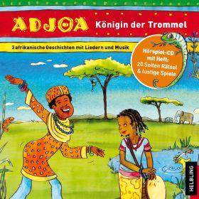 3 afrikanische Geschichten mit Liedern und Musik vom Helbling Verlag