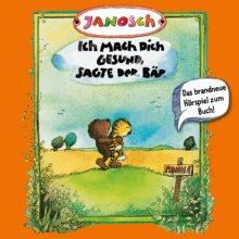 Janosch CD Cover Ich mach dich gesund