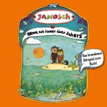 Janosch CD Cover komm, wir finden einen Schatz