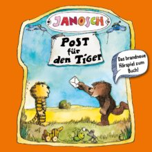 Janosch CD Cover Post für den Tiger