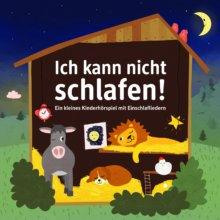 Janosch CD Cover Ich kann nicht schlafen